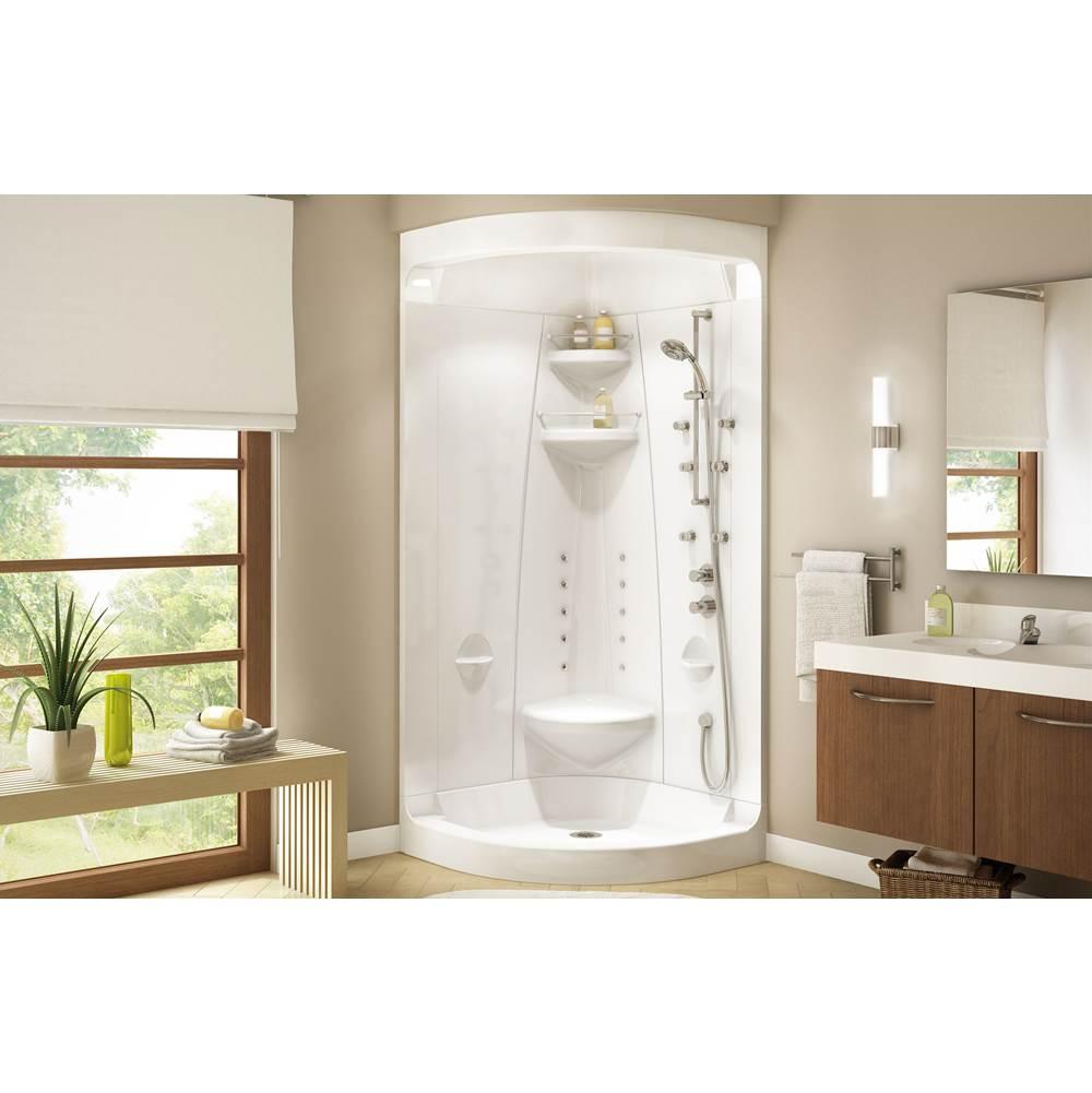 Maax Canada 102995-S-000-001 at Bathworks Showrooms Corner Shower ...