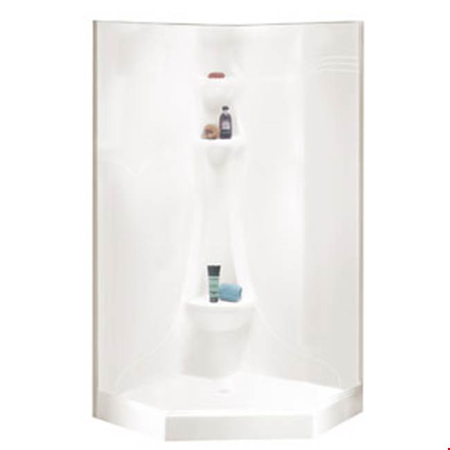 Neptune Entrepreneur Canada Neo Angle Shower Enclosures item E20.11638.2030.12