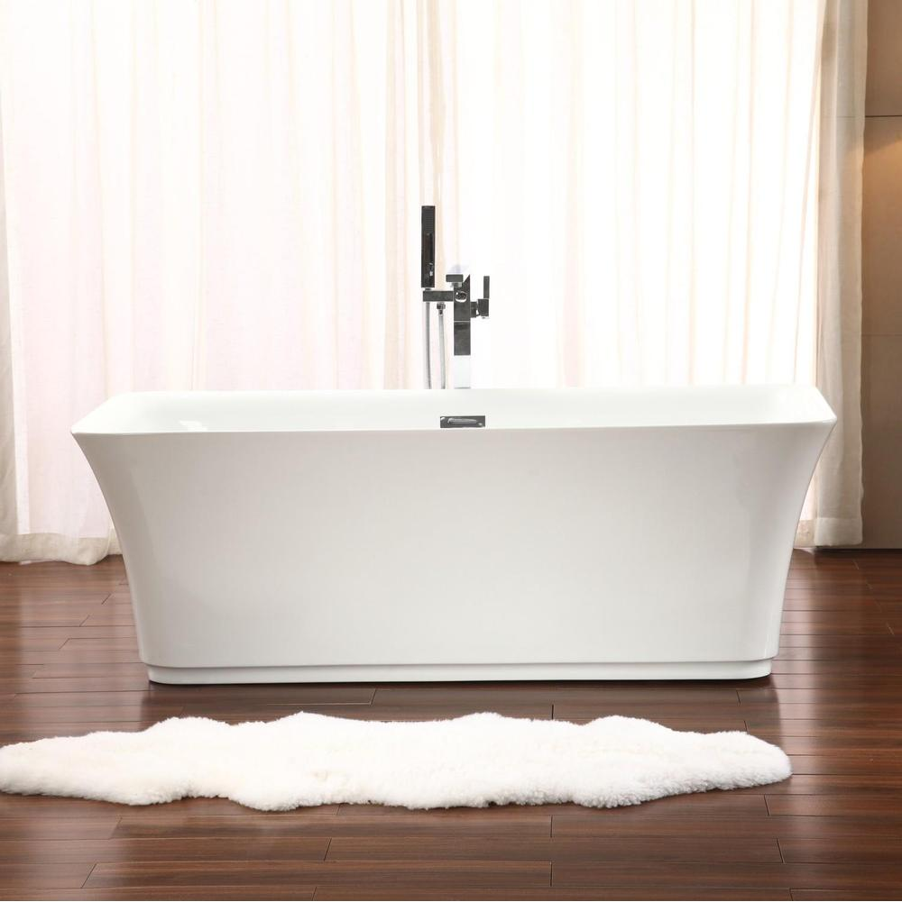 Neptune Rouge Canada Free Standing Soaking Tubs item 16.20211.0000.10