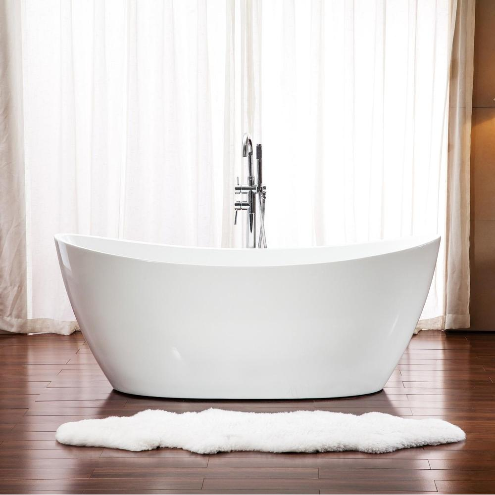 Neptune Rouge Canada Free Standing Soaking Tubs item 16.20412.0000.10