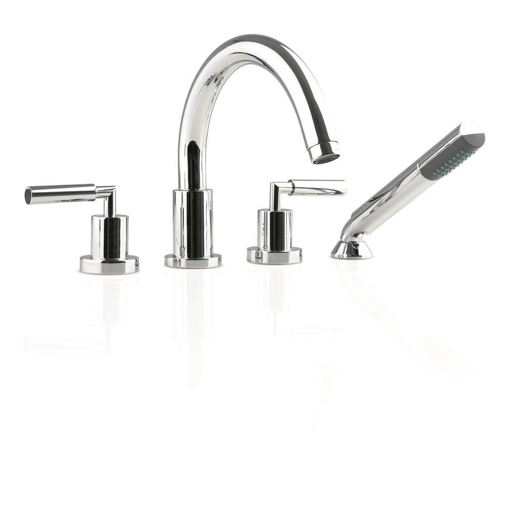 Neptune Rouge Canada Deck Mount Roman Tub Faucets With Hand Showers item 60.3030.100.60
