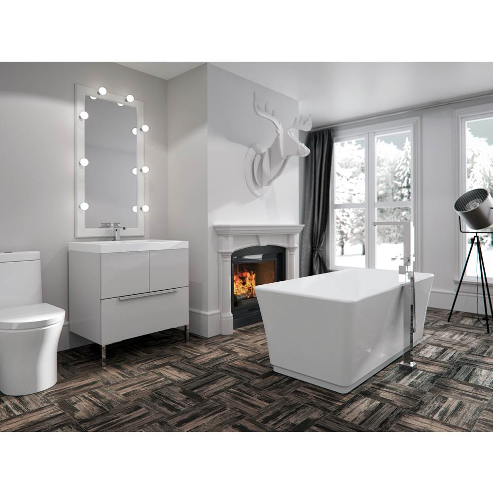 Neptune Rouge Canada Free Standing Air Bathtubs item 15.20210.000020.10
