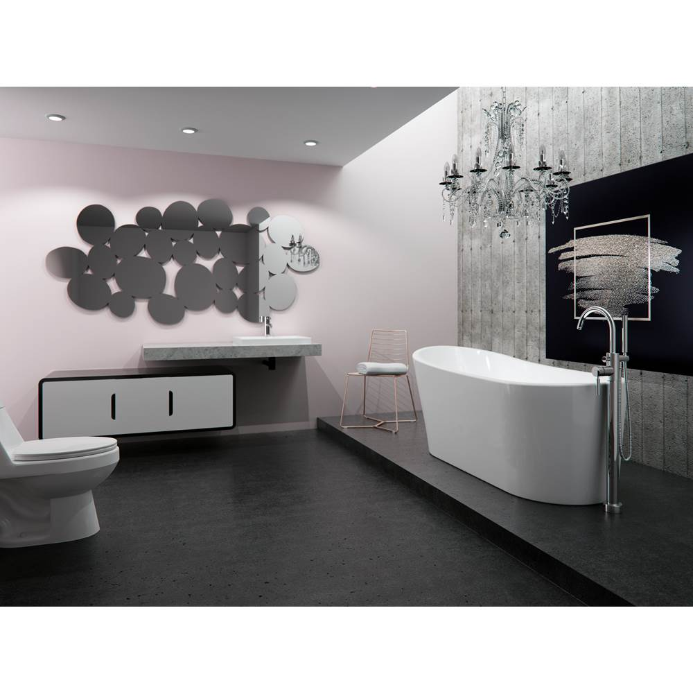 Neptune Rouge Canada Free Standing Air Bathtubs item 15.20122.000020.10
