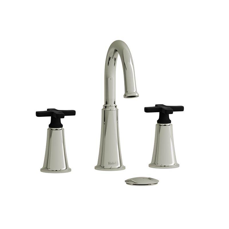 Riobel Widespread Bathroom Sink Faucets item MMRD08XPNBK