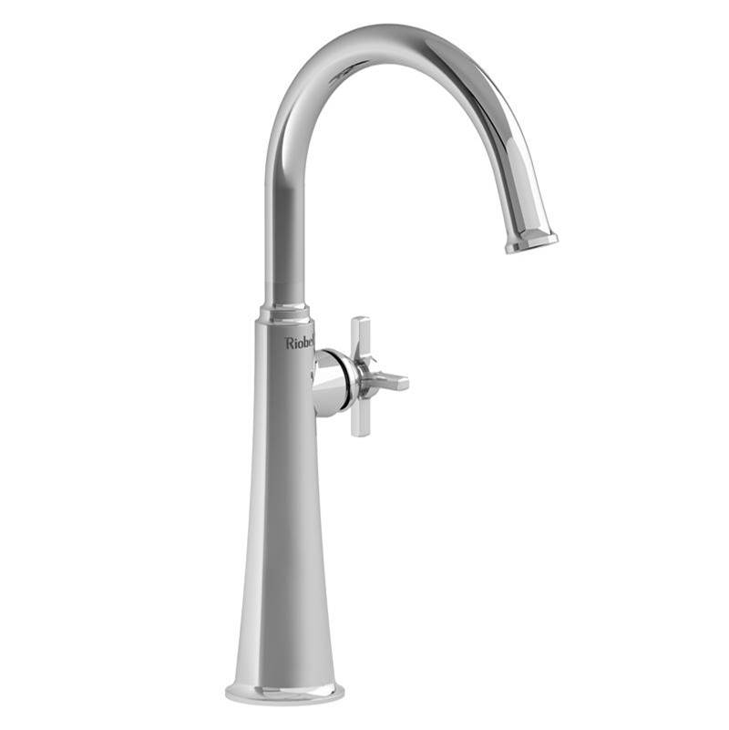 Riobel Single Hole Bathroom Sink Faucets item MMRDL01+BNBK-05