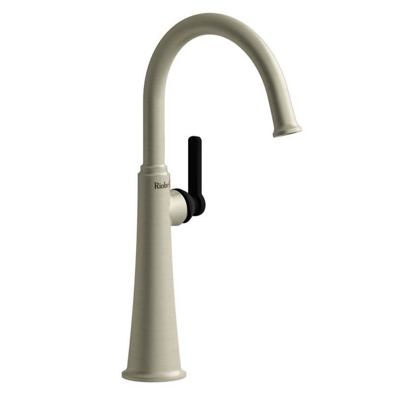 Riobel Single Hole Bathroom Sink Faucets item MMRDL01JBNBK