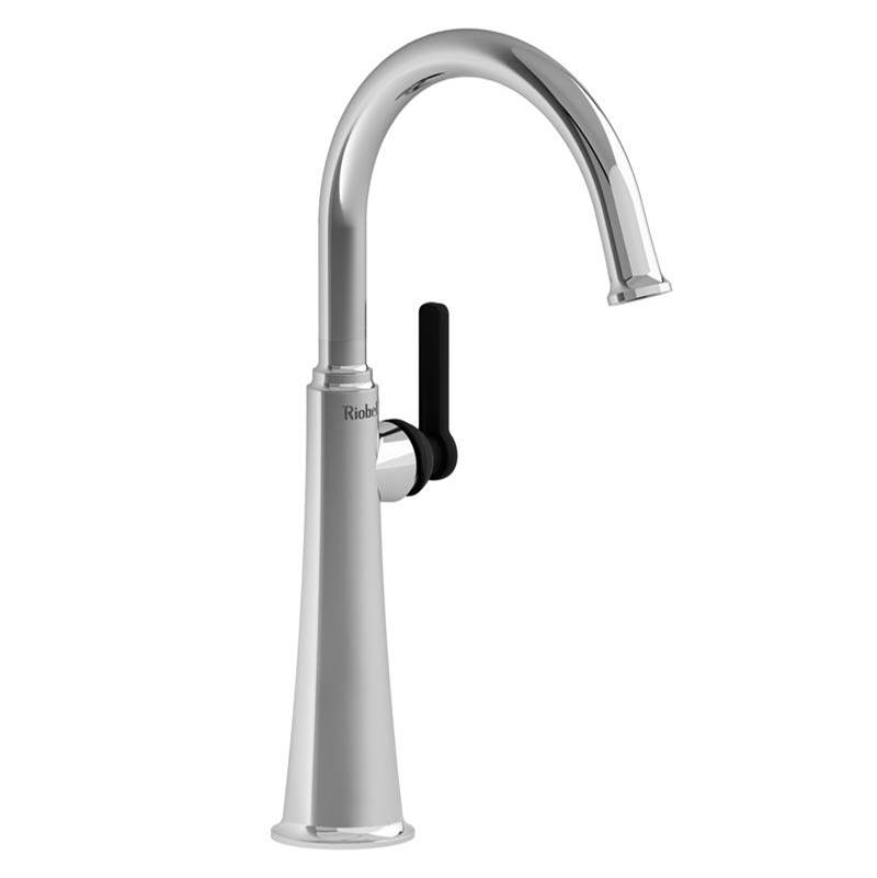 Riobel Single Hole Bathroom Sink Faucets item MMRDL01JCBK