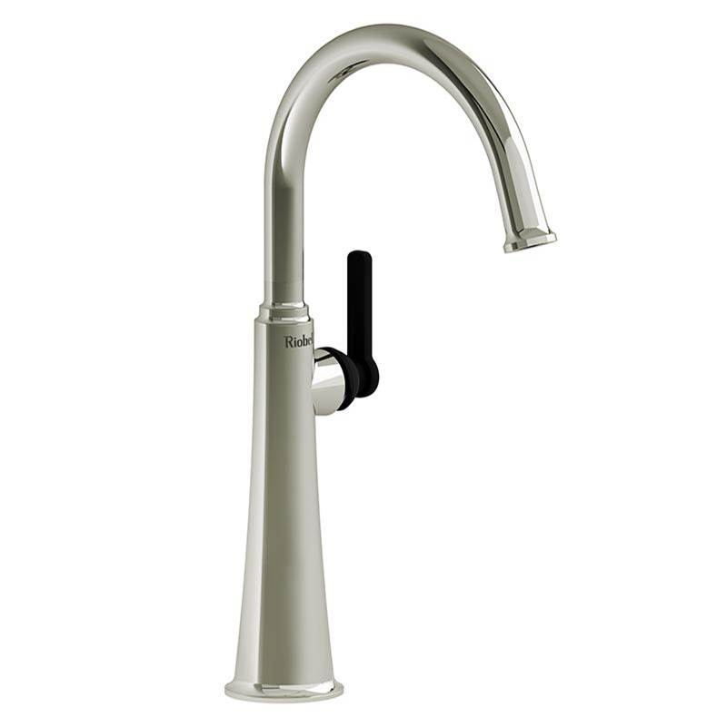 Riobel Single Hole Bathroom Sink Faucets item MMRDL01JPNBK