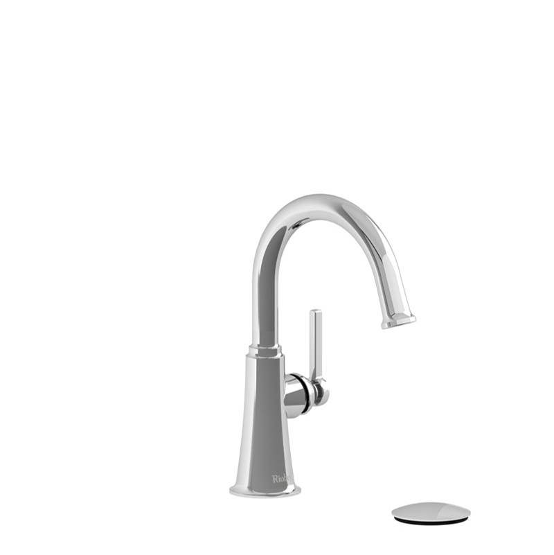 Riobel Single Hole Bathroom Sink Faucets item MMRDS01LBNBK-10