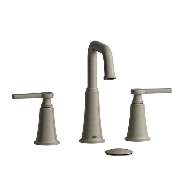 Riobel Widespread Bathroom Sink Faucets item MMSQ08JBN