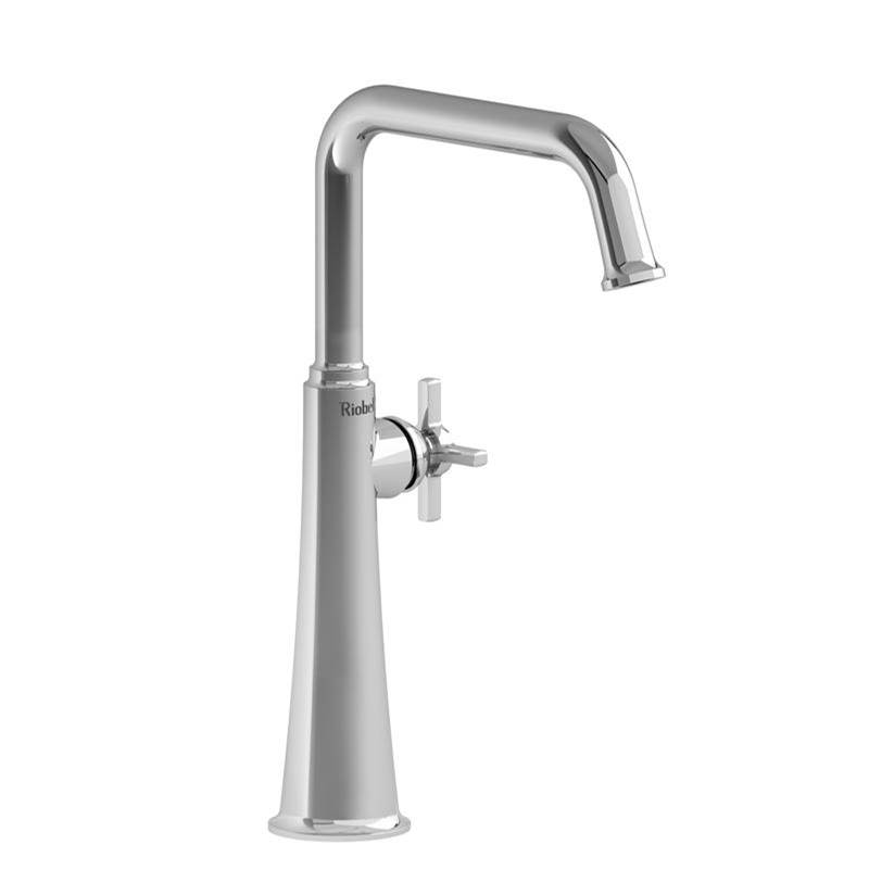 Riobel Single Hole Bathroom Sink Faucets item MMSQL01+BK-05