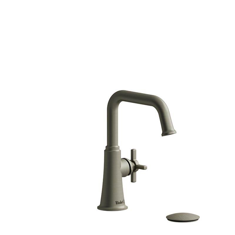 Riobel Single Hole Bathroom Sink Faucets item MMSQS01+BN