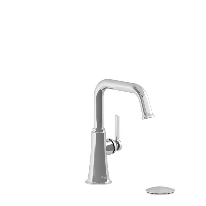 Riobel Single Hole Bathroom Sink Faucets item MMSQS01LBK-05