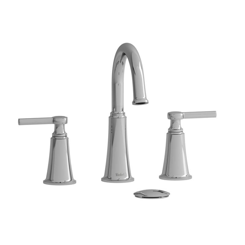 Riobel Widespread Bathroom Sink Faucets item MMRD08LPNBK-05