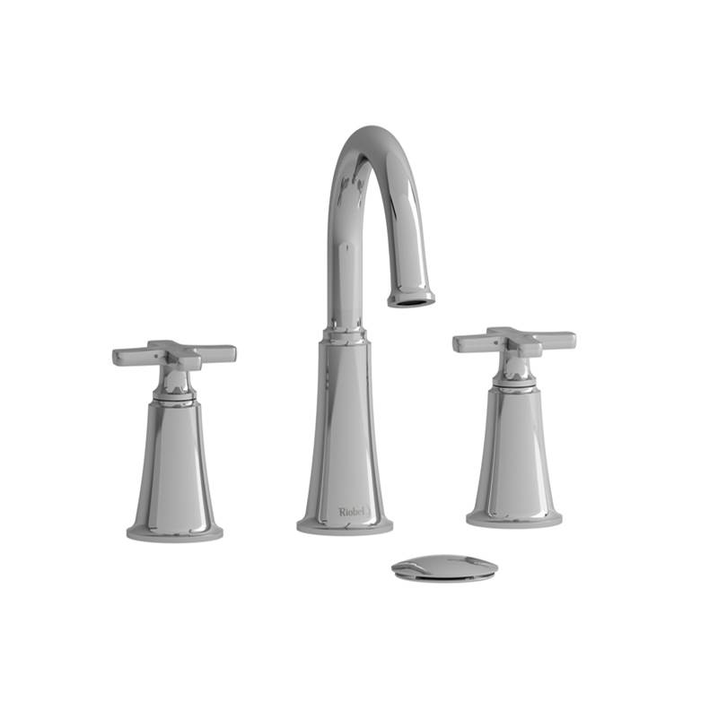 Riobel Widespread Bathroom Sink Faucets item MMRD08XBNBK-05