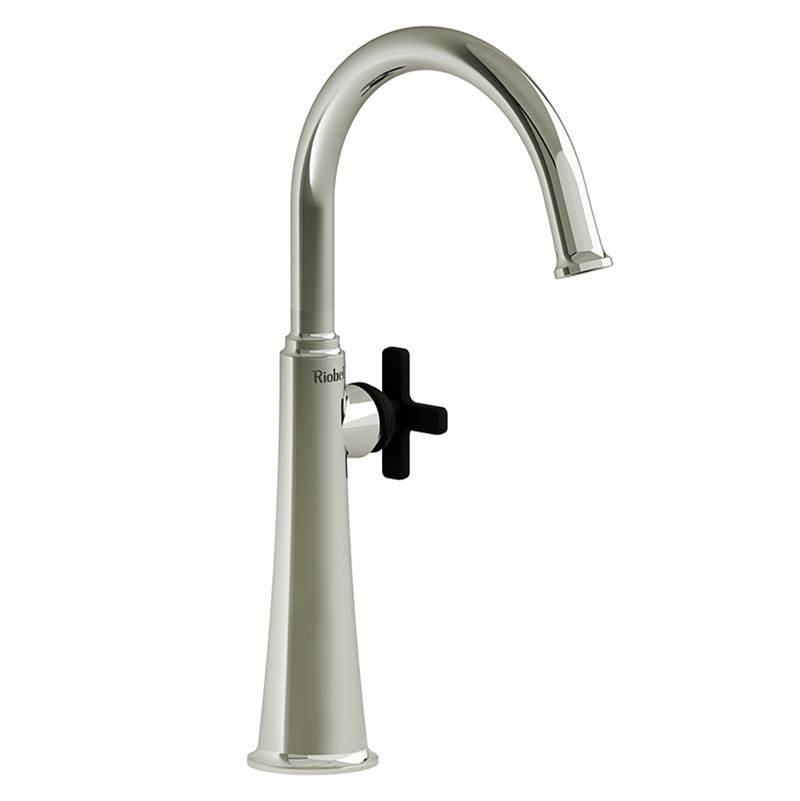 Riobel Single Hole Bathroom Sink Faucets item MMRDL01XPNBK