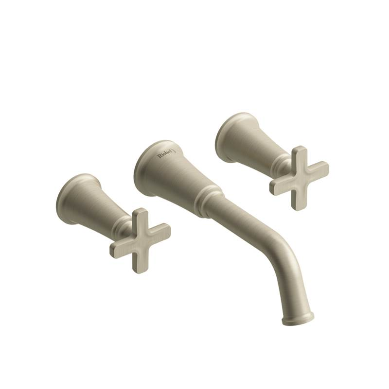 Riobel Wall Mount Tub Fillers item MMSQ05XBN
