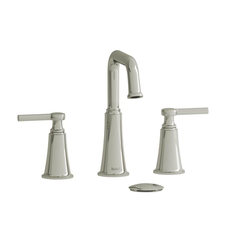 Riobel Widespread Bathroom Sink Faucets item MMSQ08LPN