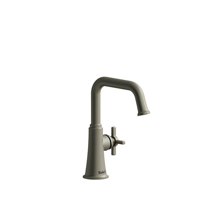 Riobel Single Hole Bathroom Sink Faucets item MMSQS00+BN