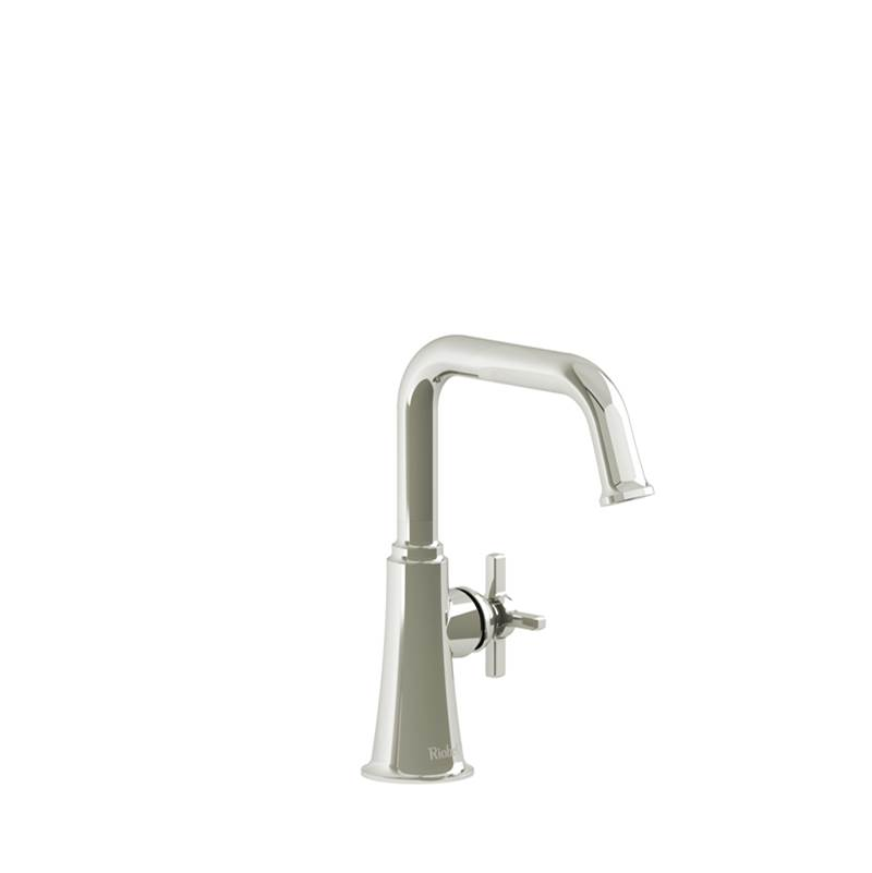Riobel Single Hole Bathroom Sink Faucets item MMSQS00+PN