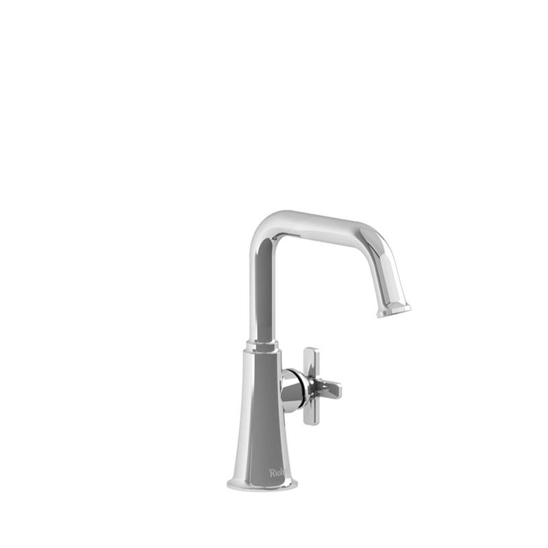 Riobel Single Hole Bathroom Sink Faucets item MMSQS00XPNBK-05