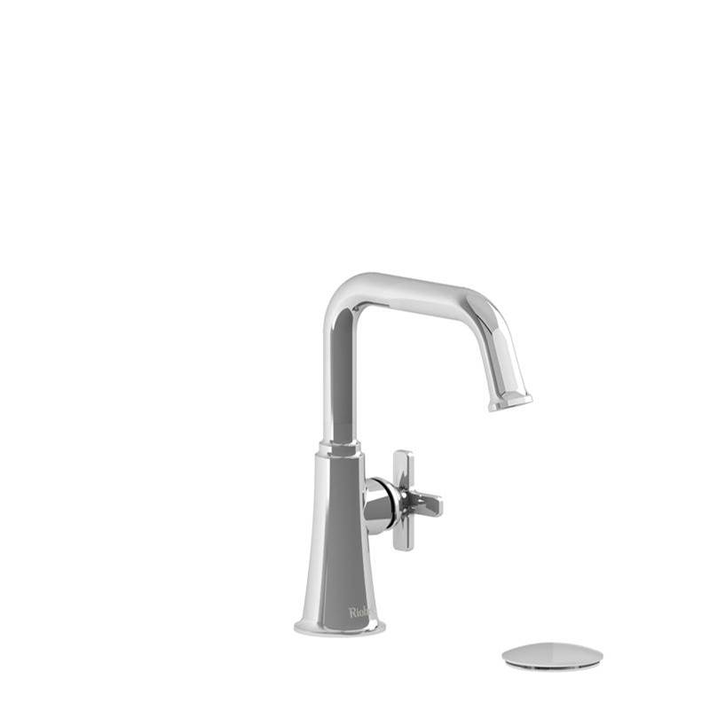 Riobel Single Hole Bathroom Sink Faucets item MMSQS01XBNBK-10