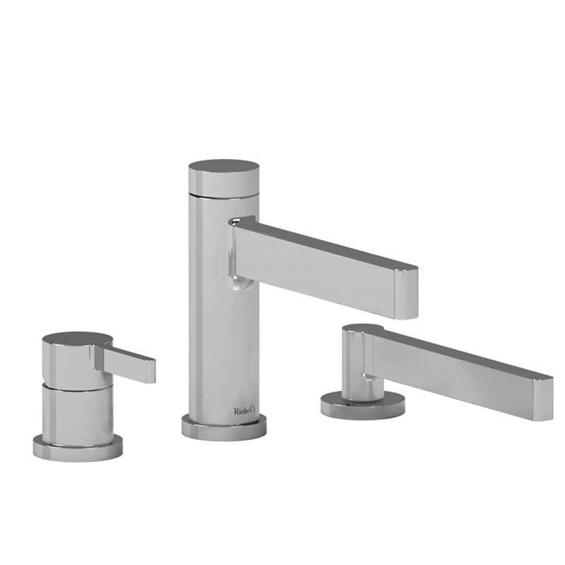 Riobel  Roman Tub Faucets With Hand Showers item TPX10C
