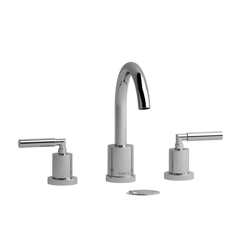 Riobel SY08LC at Bathworks Showrooms Widespread Bathroom Sink ...