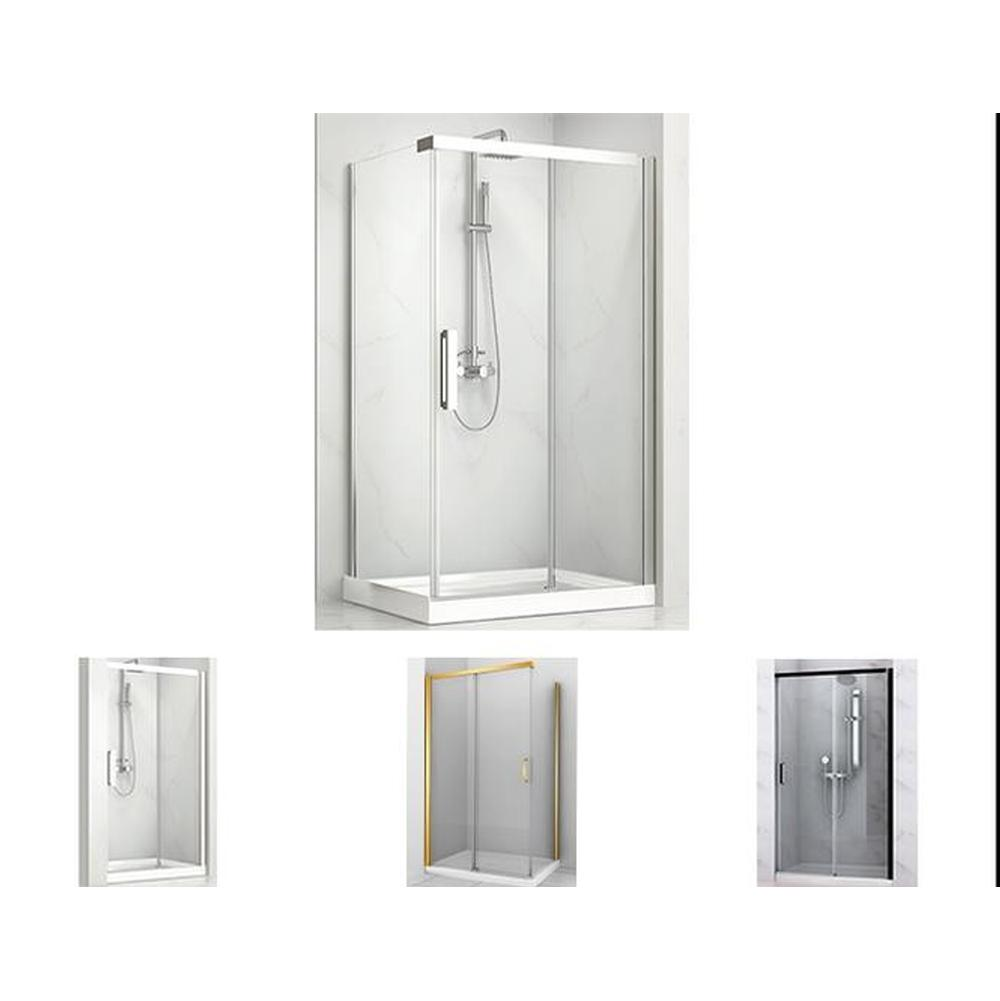 Zitta Canada Pivot Shower Doors item DVR6000ASTC11